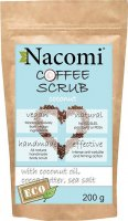 Nacomi - Coffee Scrub - Coffee scrub - Coconut