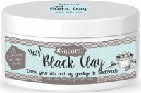 Nacomi - Black Clay - Black face clay - 90g