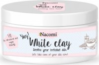 Nacomi - White Clay - Soothing mask - 50g