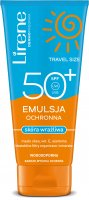 Lirene - PROTECTIVE EMULSION for sensitive skin - SPF50 + - 90 ml