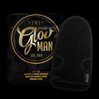 Glov - THE Glov MAN 2 IN 1 TOOL BODYWASH & PEELING TECHNOLOGY - Glove for washing and peeling the whole body FOR MEN