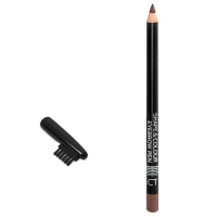 AFFECT - SHAPE & COLOR EYEBROW PEN - Eyebrow pencil with brush - LIGHT BROWN - LIGHT BROWN