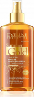 EVELINE - SUMMER GOLD MIST - Luxurious self-tanning face and body mist - Pale complexion - 150 ml