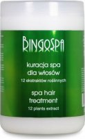 BINGOSPA - SPA treatment for weak and falling hair - 1000g