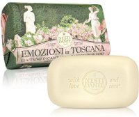 NESTI DANTE - EMOZIONI in TOSCANA - Natural toilet soap - Blooming Gardens - 250g