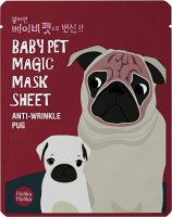 Holika Holika - Baby Pet Magic Mask Sheet - Anti-Wrinkle Pug face mask