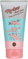 Holika Holika - Pig-Clear Dust Out - Deep Cleansing Foam - 150 ml