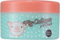 Holika Holika - Pig Collagen Jelly Pack - Collagen night face mask - 80g
