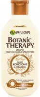 GARNIER - BOTANIC THERAPY SHAMPOO - Nourishing hair shampoo - Coconut Milk and Macadamia - 400 ml