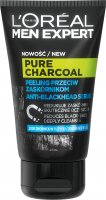 L'Oréal - MEN EXPERT - PURE CHARCOAL - Peeling against blackheads for men