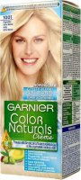 GARNIER - COLOR NATURALS Creme - Permanent, nourishing hair coloring - 1001 Ashy, Ultra Blond