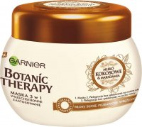 GARNIER - BOTANIC THERAPY MASK - Hair mask 3in1 - Coconut Milk & Macadamia - WITHOUT RINSING