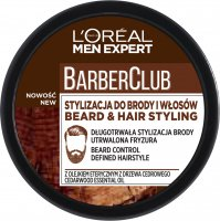 L'Oréal - Men Expert - Barber Club - Cream for beard and hair styling - 75 ml