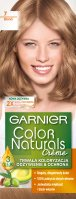 GARNIER - COLOR NATURALS Creme - Permanent, nourishing hair coloring - 7 Blond
