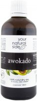 Your Natural Side - 100% Natural Avocado Oil - 100 ml