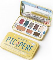 THE BALM - AUTOBALM - PIC PERF - SHADOW ON THE GO - Palette of 7 eye shadows + primer