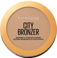MAYBELLINE - CITY BRONZER - BRONZER & CONTOUR POWDER - Face bronzer