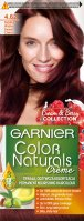 GARNIER - COLOR NATURALS Creme - Cream & Berry Collection - Permanent, nourishing hair coloring - 4.62 Sweet Cherry