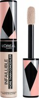 L'Oréal - INFAILLIBLE  - MORE THAN CONCEALER - FULL COVERAGE CONCEALER - Liquid face concealer - 323 FAWN - 323 FAWN
