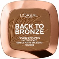L'Oréal - BACK TO BRONZE - Bronzing powder - 02 SUNKISS