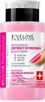 EVELINE - NAIL THERAPY PROFESSIONAL - SPA NAIL TREATMENTS - Professional nail polish remover without acetone - 190 ml