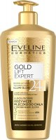 EVELINE - Gold Lift Expert 24K - Nourishing body lotion with gold particles - 350 ml