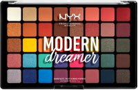 NYX Professional Makeup - MODERN Dreamer Shadow Palette - 40 eyeshadows