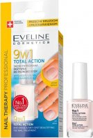 EVELINE - NAIL THERAPY PROFESSIONAL - TOTAL ACTION - Anti ridge, anti spots- concentrated  toe nail treatment