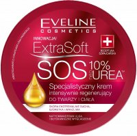 EVELINE - Extra Soft SOS Cream - Intensively regenerating face and body cream
