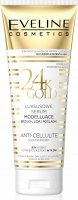 Eveline Cosmetics- 24K GOLD - ANTI-CELLULITE SHAPING EXPERT - Luxurious modeling serum with gold particles - 250 ml