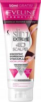 Eveline Cosmetics - Slim Extreme 4D Scalpel - Express slimming concentrate - Night - 200 ml + 50 ml