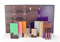 I Heart Revolution - CHOCOLATE VAULT 2 - Gift set for eye, face and lip make-up