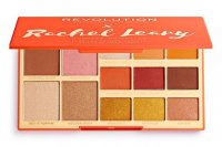 MAKEUP REVOLUTION x Rachel Leary - GODDESS ON THE GO - FACE AND SHADOW PALETTE - Face makeup palette