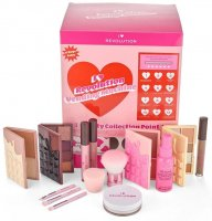 I Heart Revolution - Vending Machine - Set of face makeup cosmetics