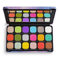 MAKEUP REVOLUTION - RAINBOW - SHADOW PALETTE - 18 eyeshadows
