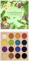 TUNE x Daniel Sobieśniewski - Tropical Rhythm Eyeshadow Palette - 16 eyeshadows - Limited Edition