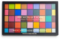 MAKEUP REVOLUTION - MAXI RELOADED PALETTE - 45 eyeshadows - MONSTER MATTES