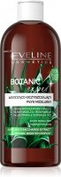 EVELINE - BOTANIC EXPERT - Soothing and cleansing micellar fluid - 400 ml