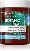 EVELINE - BOTANIC EXPERT - Deeply moisturizing day and night cream - Coconut oil - 100 ml
