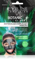 EVELINE - BOTANIC EXPERT - Cleansing and moisturizing face mask - Dry and sensitive skin