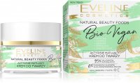 EVELINE - NATURAL BEAUTY FOODS - Actively matting face cream - Mixed and oily skin - 50 ml