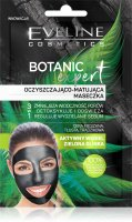 EVELINE - BOTANIC EXPERT - Cleansing and moisturizing face mask - Mixed, oily and acne skin