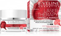 EVELINE - LASER THERAPY - CENTELLA ASIATICA - Smoothing anti-wrinkle cream - 30+