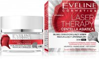 EVELINE - LASER THERAPY - CENTELLA ASIATICA - Strongly rebuilding wrinkle reducing cream - 50+