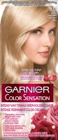GARNIER - COLOR SENSATION - Permanent hair coloring cream - 9.13 Very Cristal Blonde