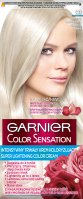 GARNIER - COLOR SENSATION - Permanent hair coloring cream - S9 Silver Ash Blonde