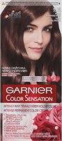 GARNIER - COLOR SENSATION - Permanent hair coloring cream - 6.15 Light Ruby Brown