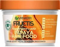 GARNIER - FRUCTIS - PAPAYA HAIR FOOD MASK - Regenerating mask for damaged hair - Papaya