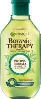 GARNIER - BOTANIC THERAPY - Cleansing and refreshing shampoo for normal and oily hair - Green Tea, Eucalyptus & Citrus - 250 ml