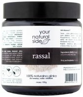 Your Natural Side - 100% Natural Rassal Clay - 100 g